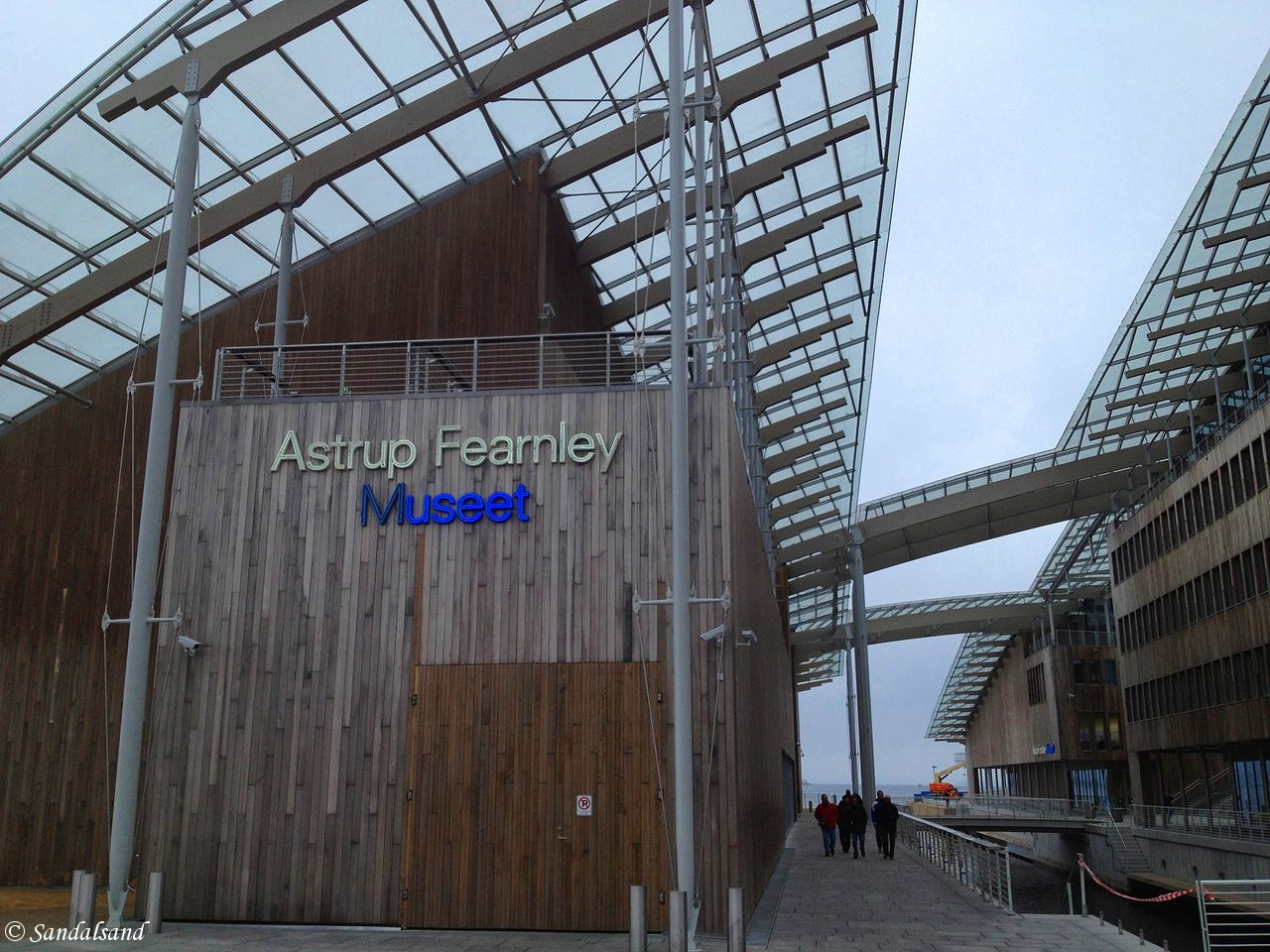 Oslo - Astrup Fearnley museet Tjuvholmen