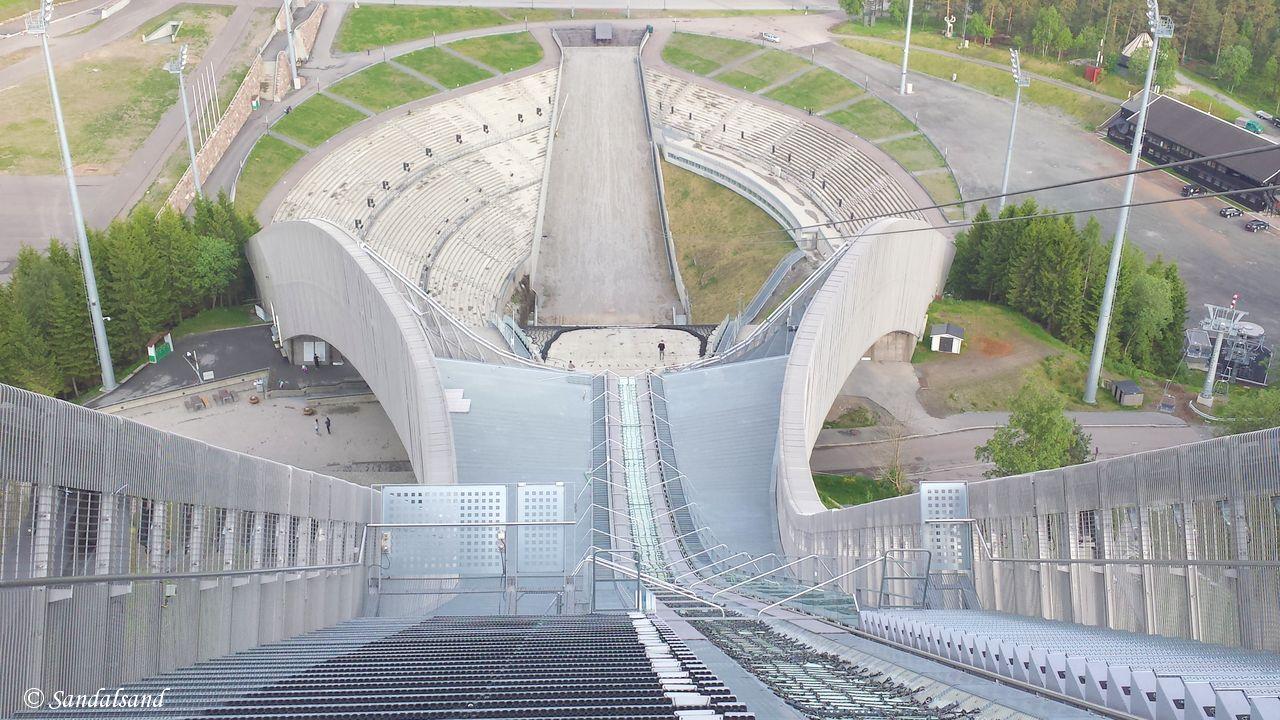 Norway - Oslo - Holmenkollen Ski Jump Arena