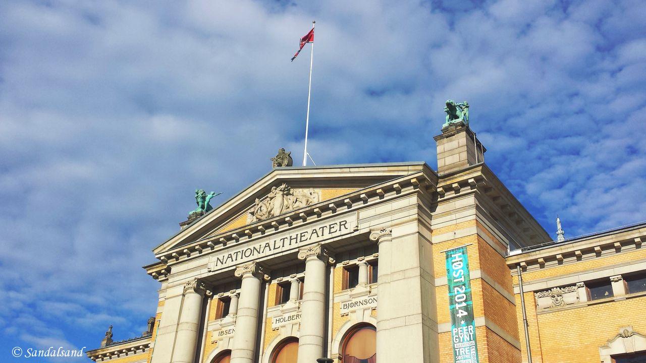 Oslo - Nationaltheatret