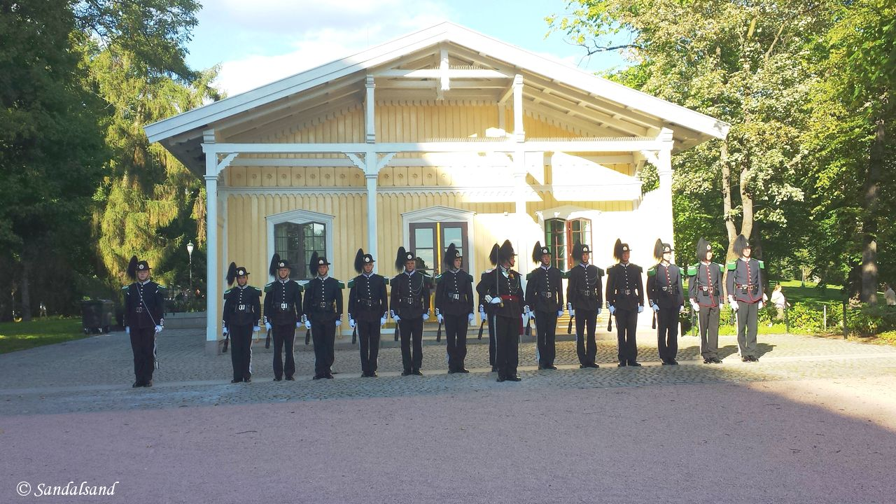 Oslo - Gardehuset