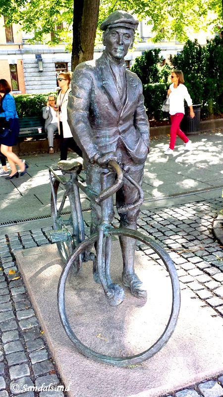 Oslo - Skulptur