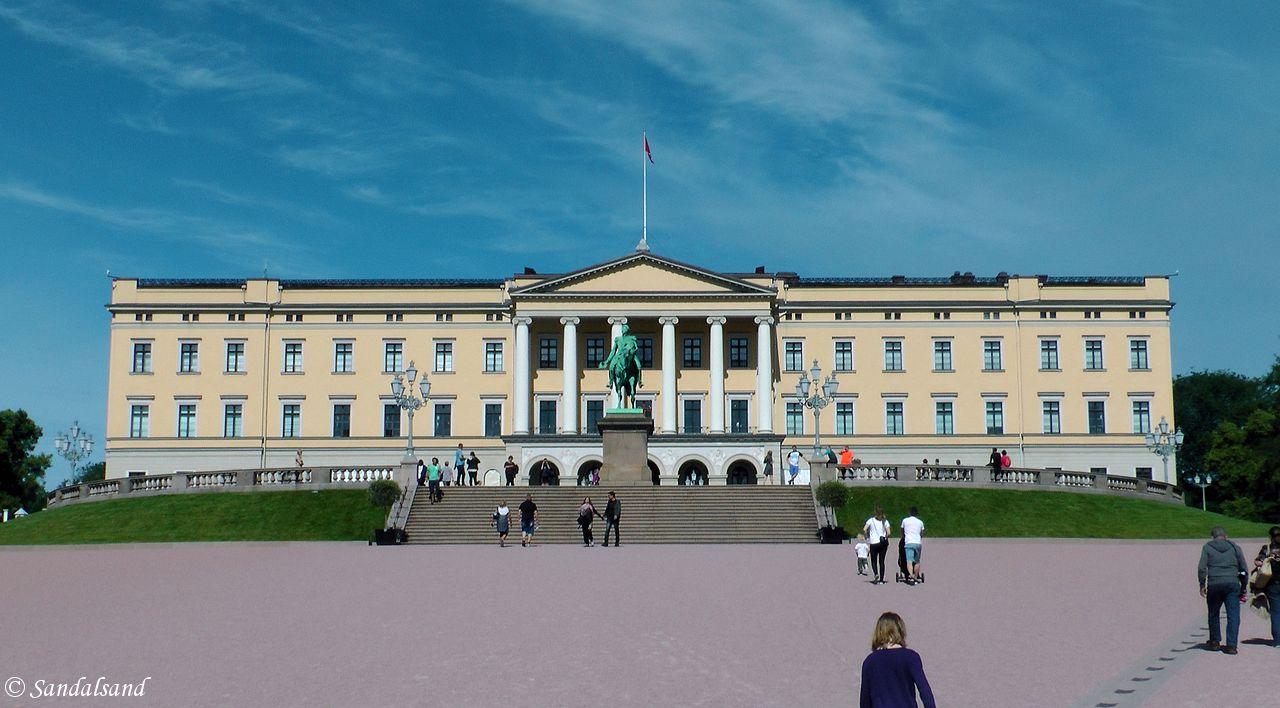 Oslo - Slottet