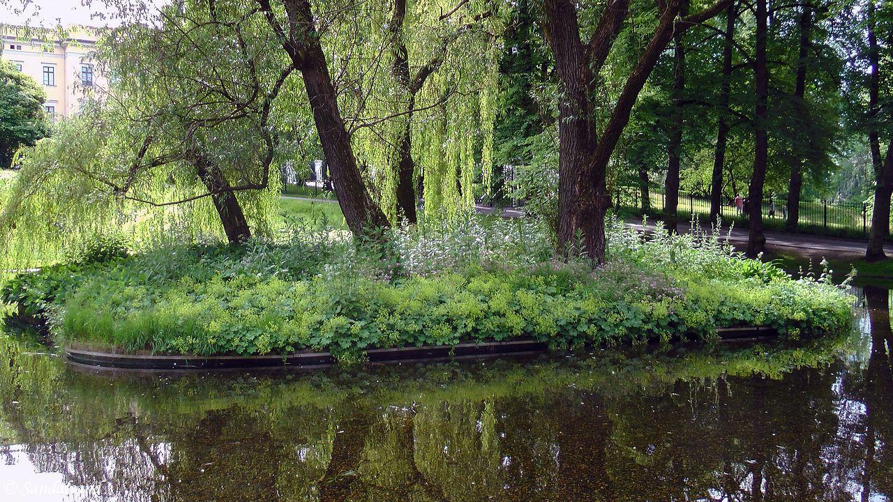 Oslo - Slottsparken