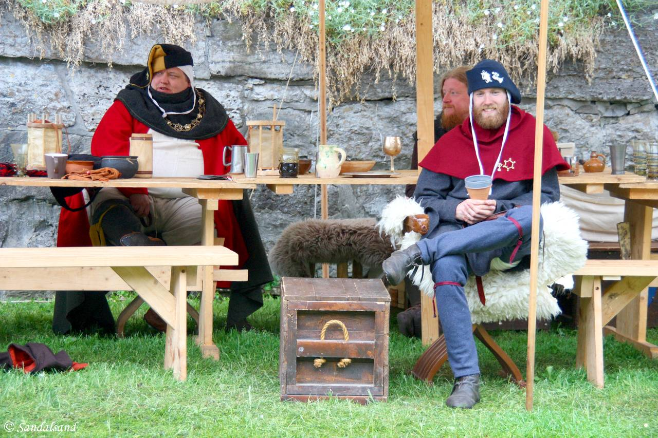 Oslo - Akershus festning - Middelalderfestival
