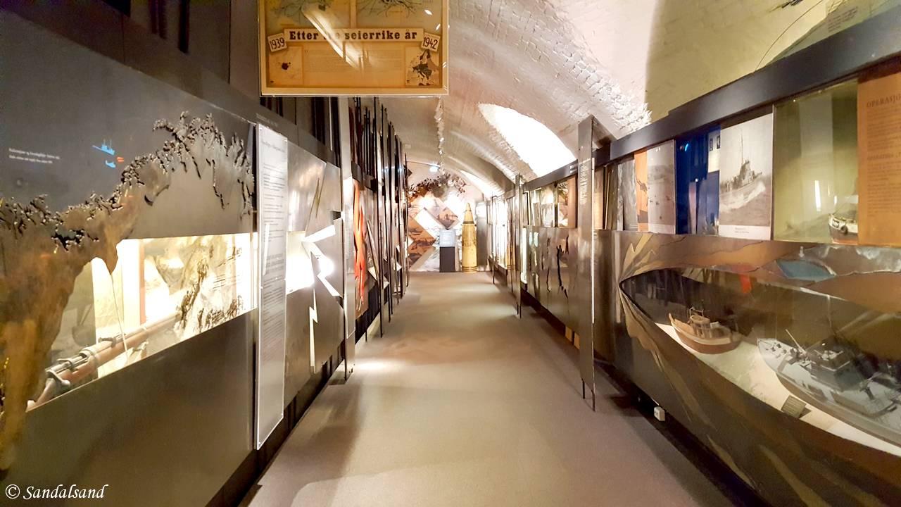 Oslo - Akershus festning - Norges Hjemmefrontmuseum