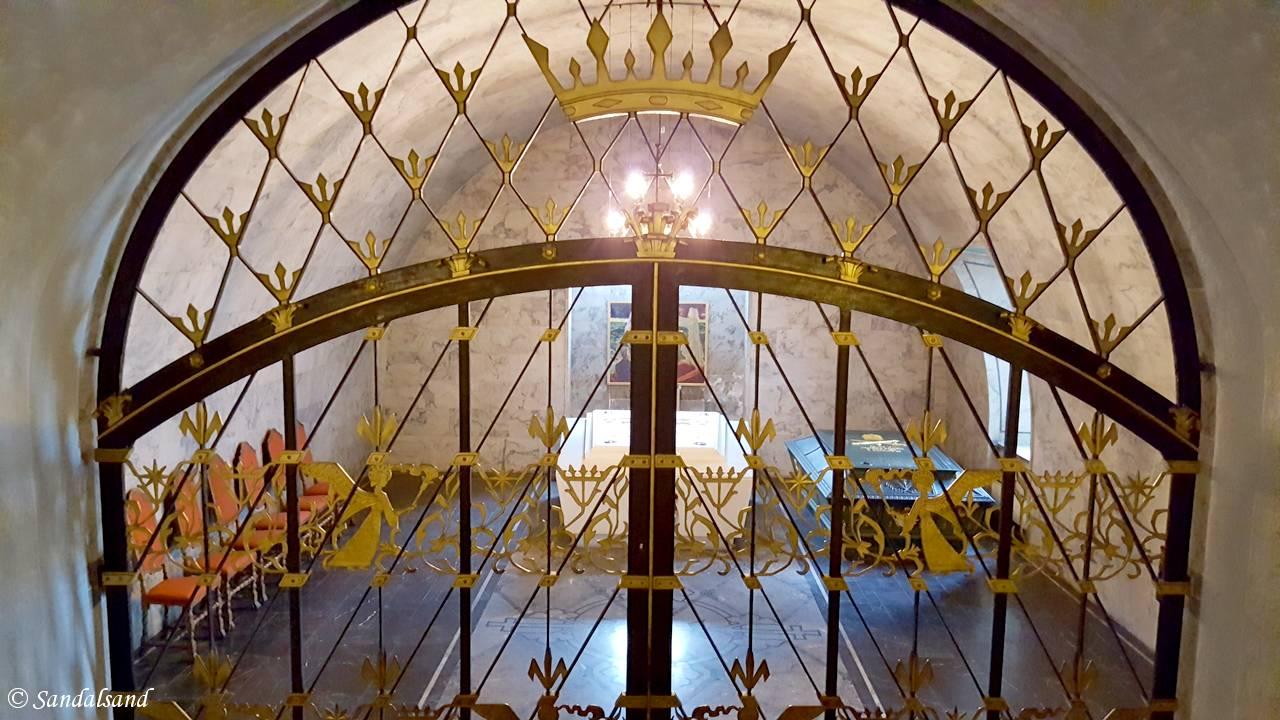 Oslo - Akershus festning - Akershus slott - Det Kongelige Mausoleum
