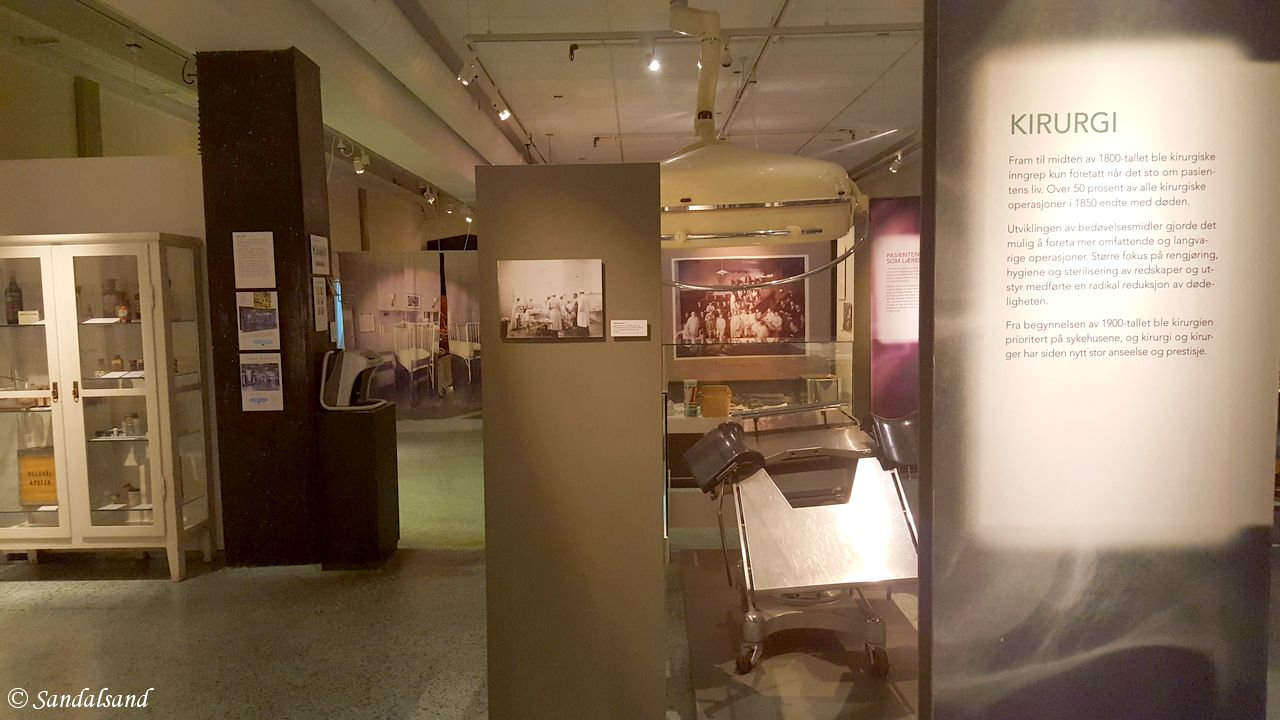 sent teknisk museum
