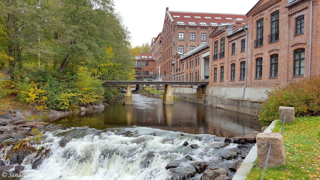 Til Fots Langs Akerselva Sandalsand Norge