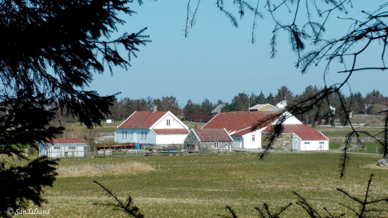 Rogaland - Randaberg - Skogen nedenfor Vistnestunet - Jærkysten