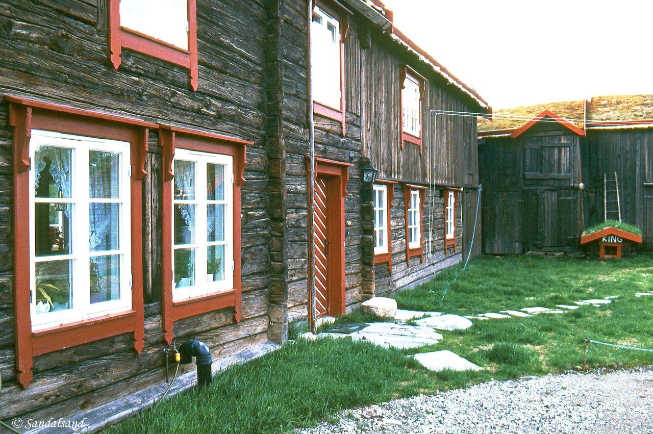 Sør-Trøndelag - Røros