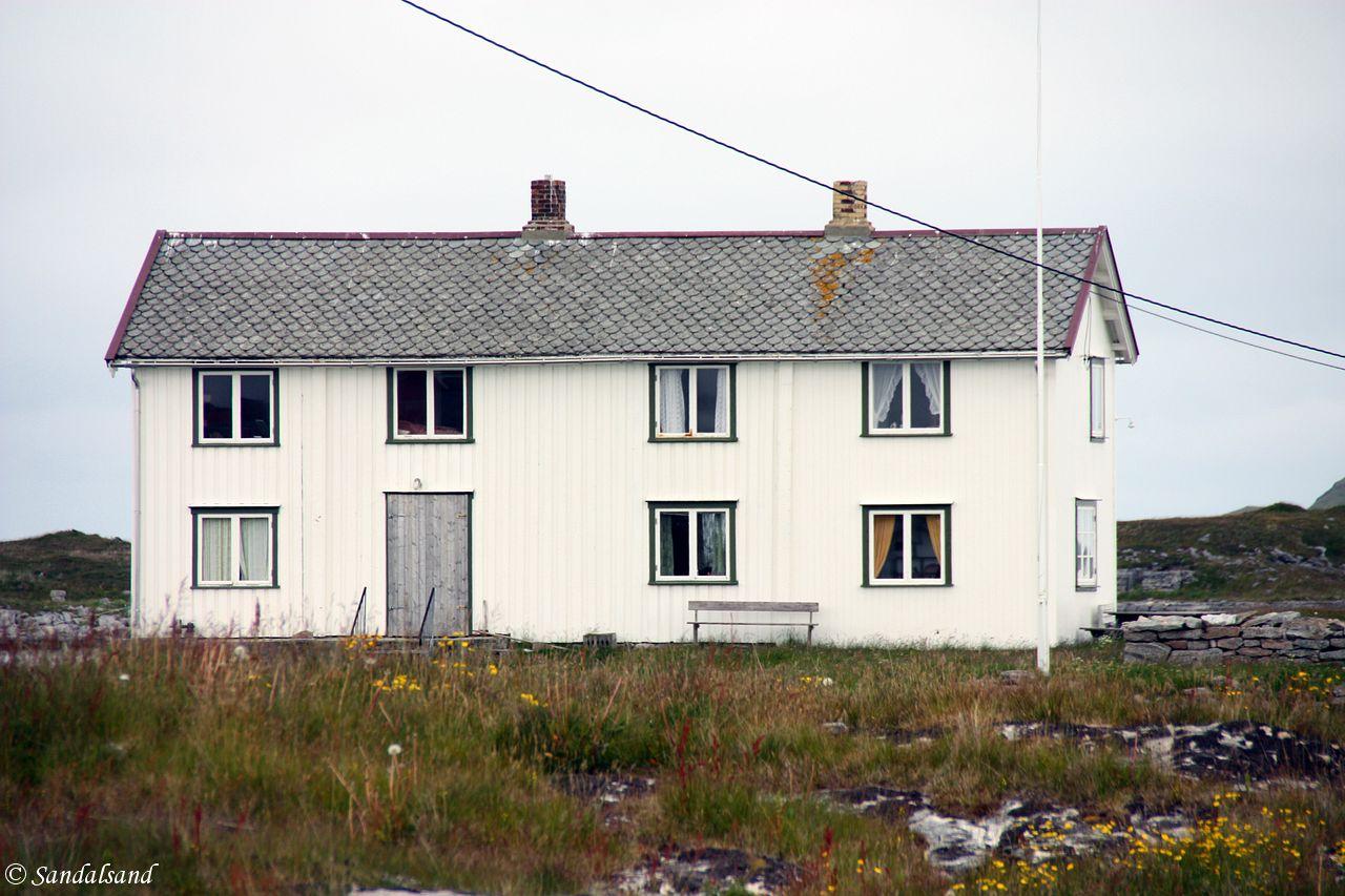 Nordland - Røst - Handelsstedet Bryggen