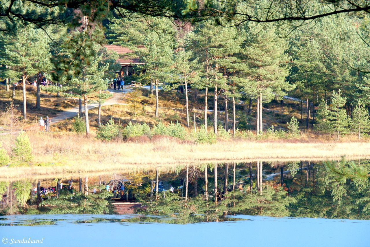 Norway - Rogaland - Sandnes - Arboretet