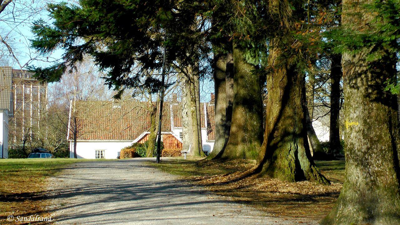 Rogaland - Sandnes - Sandvedparken til Ganddal - Skeiane (tunet)