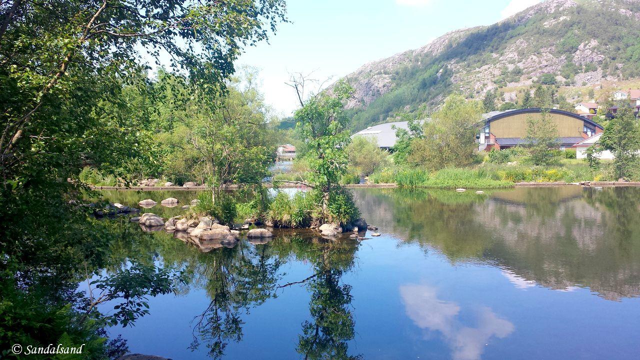 Rogaland - Sandnes - Langs Figgjoelva