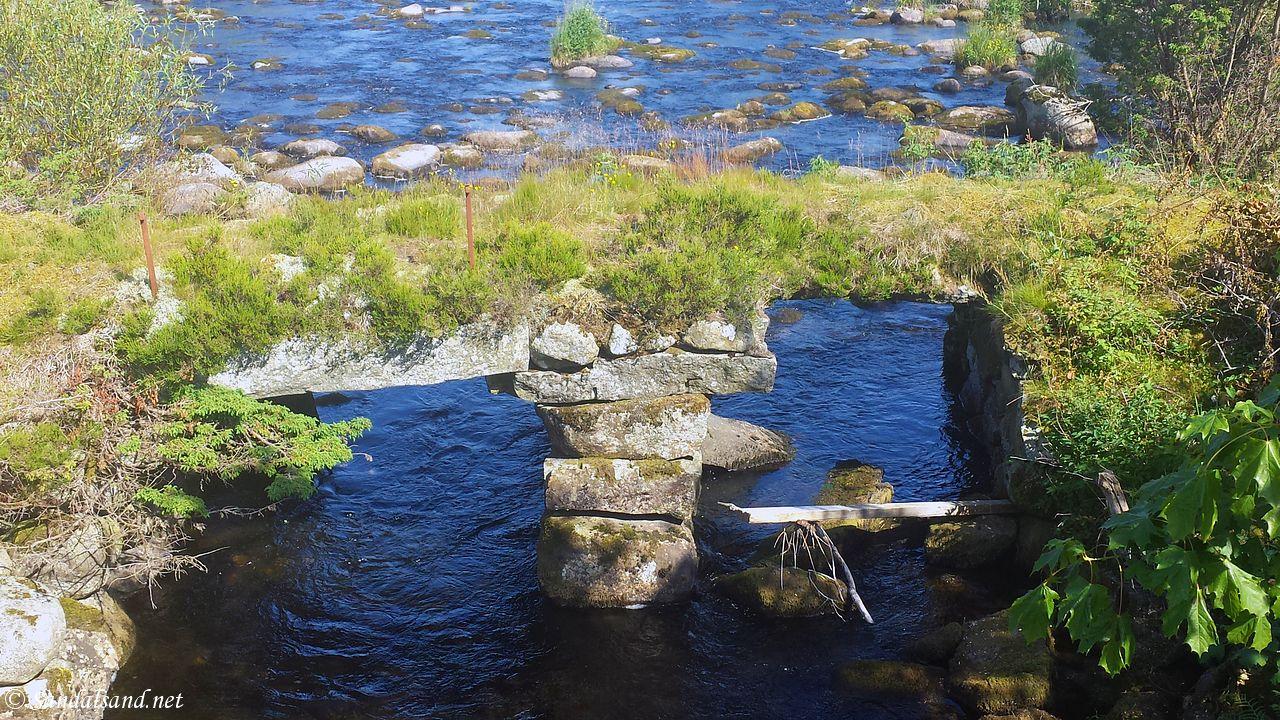 Rogaland - Sandnes - Bråstein steinbro