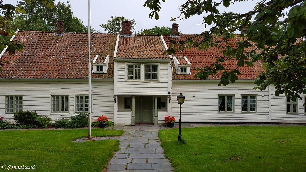 Rogaland - Sandnes - Skeianetunet - Skeianehuset