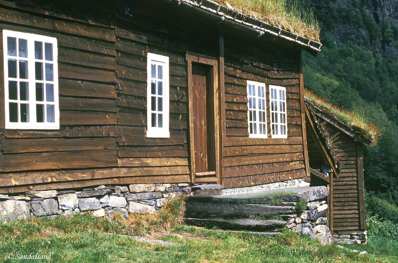 Norway - Rogaland - Sauda - Tveit-tunet