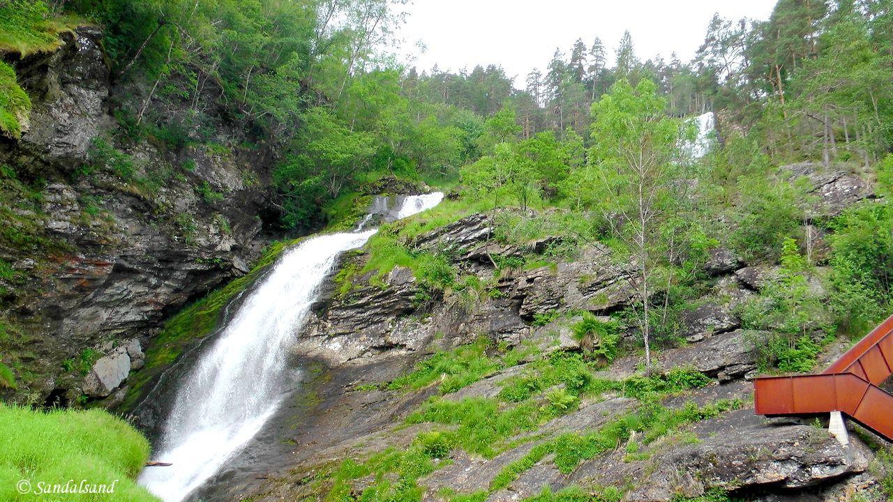 Rogaland - Sauda - Svandalsfossen