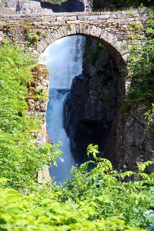 Rogaland - Sauda - Hølland steinbro