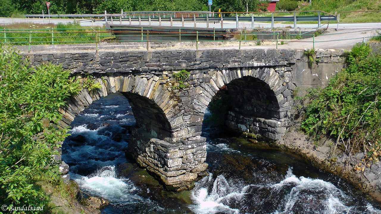 Rogaland - Sauda - Nes steinbro