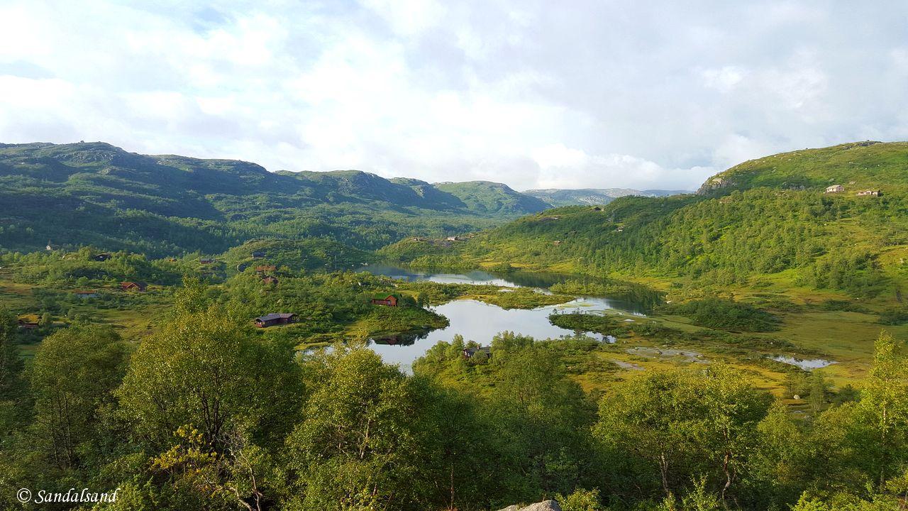 Vest-Agder - Sirdal - Donsen