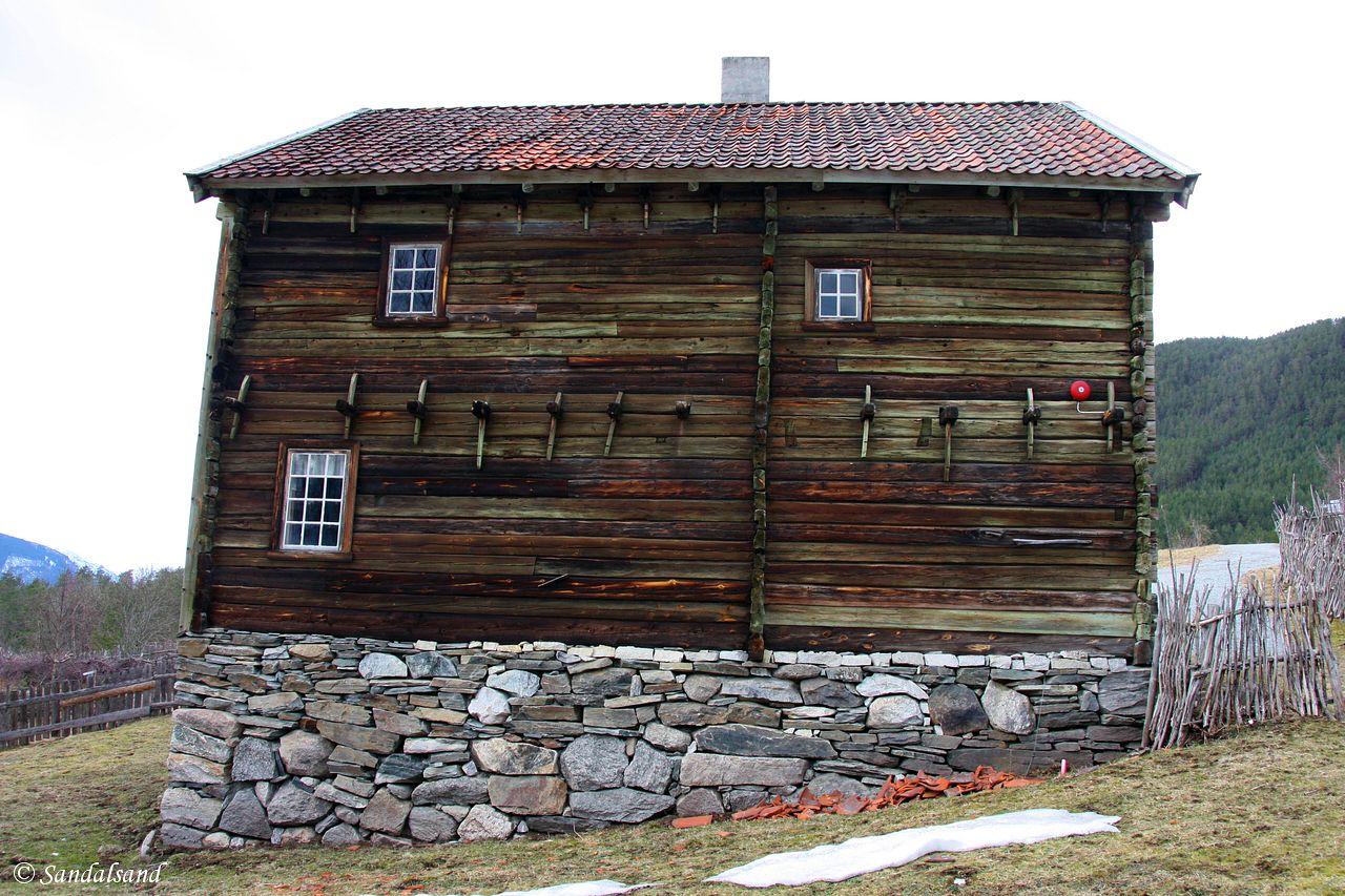Sogn og Fjordane - Sogndal - De Heibergske Samlinger - Sogn Folkemuseum