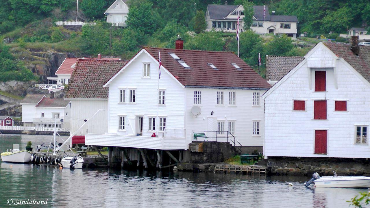Norway - Rogaland - Sokndal - Rekefjord