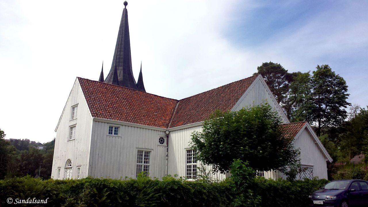 Rogaland - Sokndal kirke