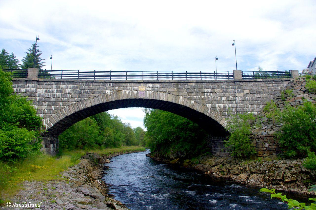 Rogaland - Sokndal - Sogndalstrand - Åros steinbro