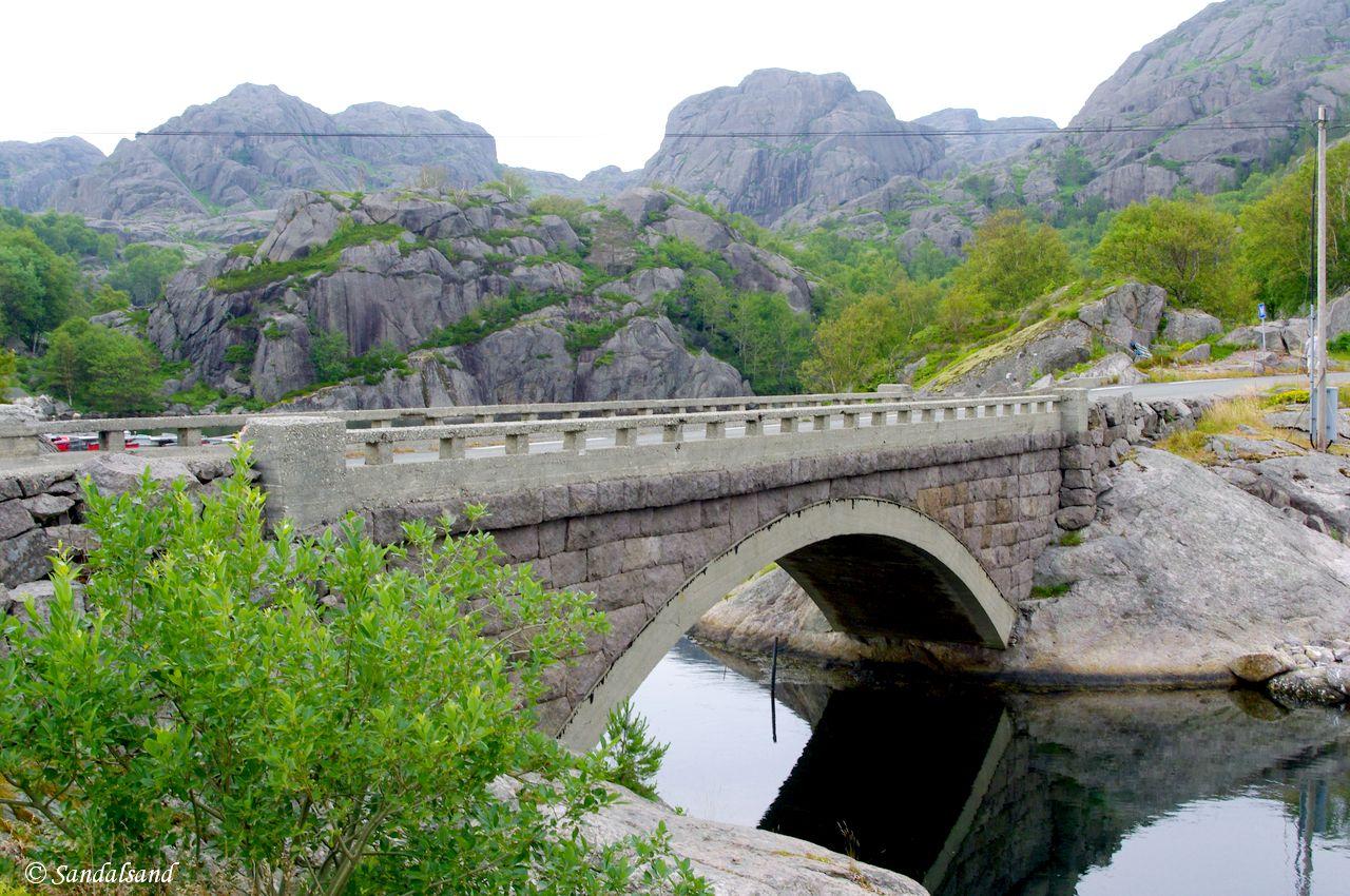Rogaland - Sokndal - Vågand steinbro