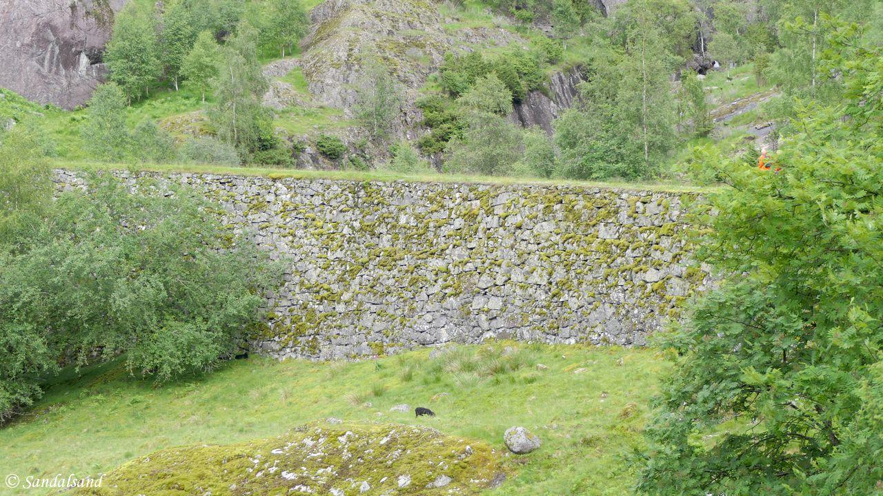 Rogaland - Sokndal - Blåfjellgruvene