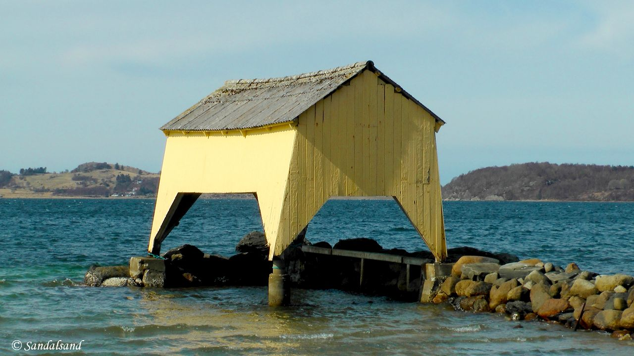 Rogaland - Sola - Møllebukta til Grannes - Naust - Hafrsfjord - Jærkysten