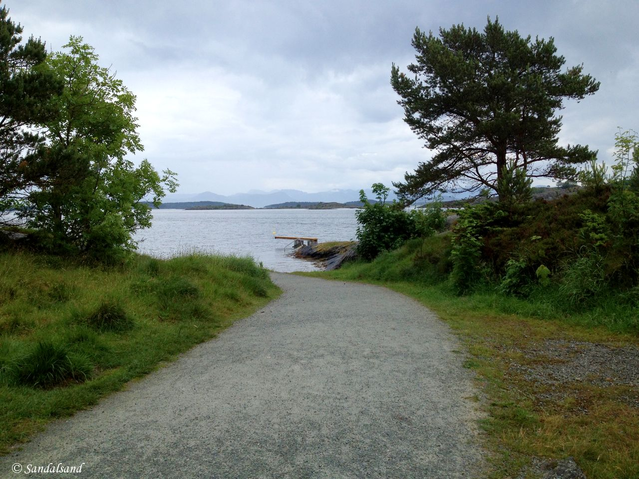 Rogaland - Stavanger - Ramsvik til Breivik