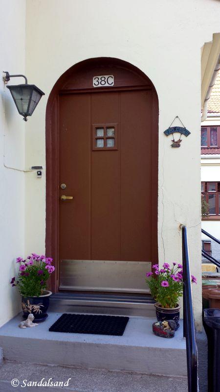 Rogaland - Stavanger - Kommunegårdene i Løvdals gate