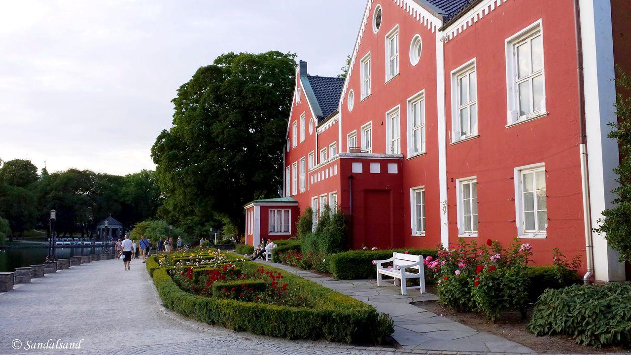 Rogaland - Stavanger - Byparken - Breiavatnet