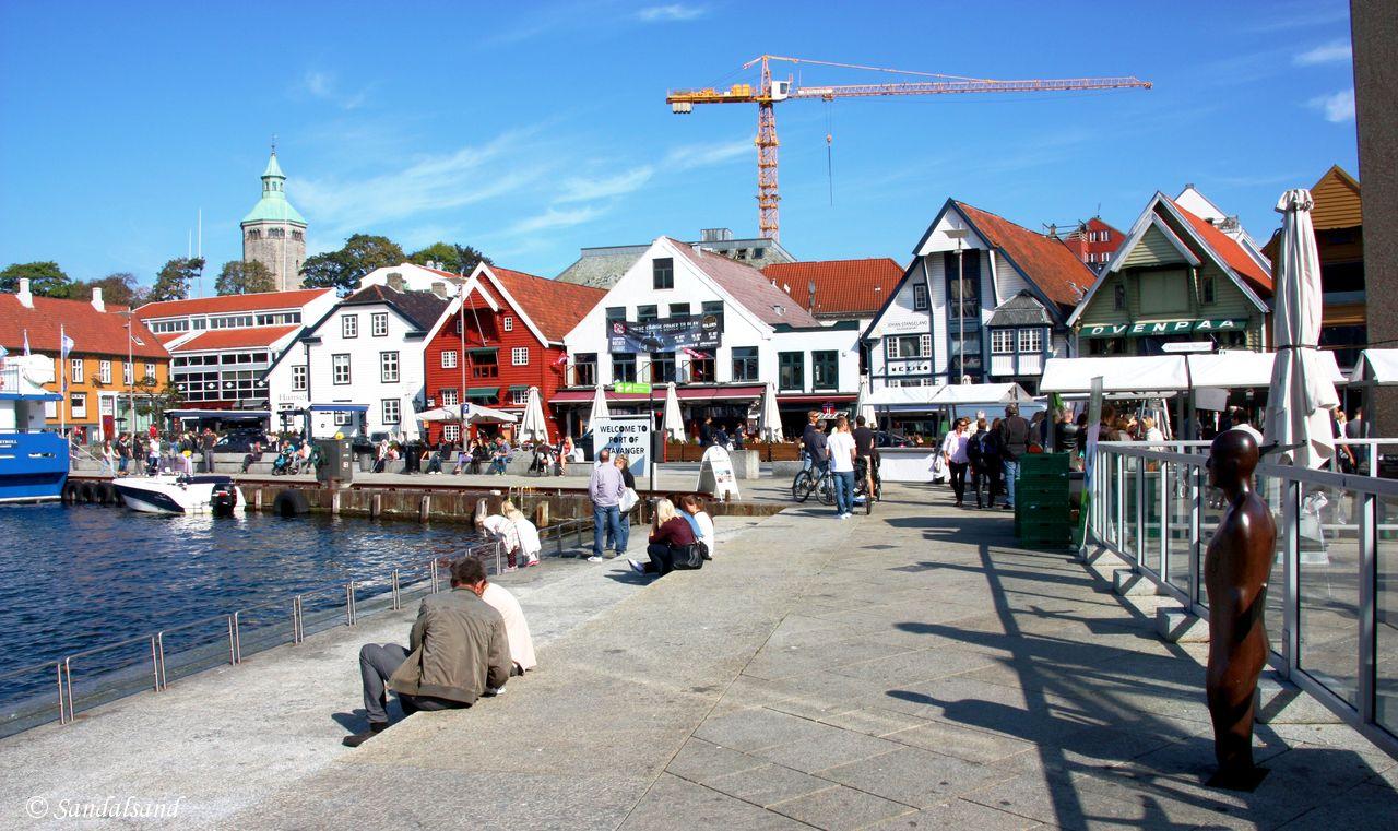 Rogaland - Stavanger - Vågen - Skagenkaien
