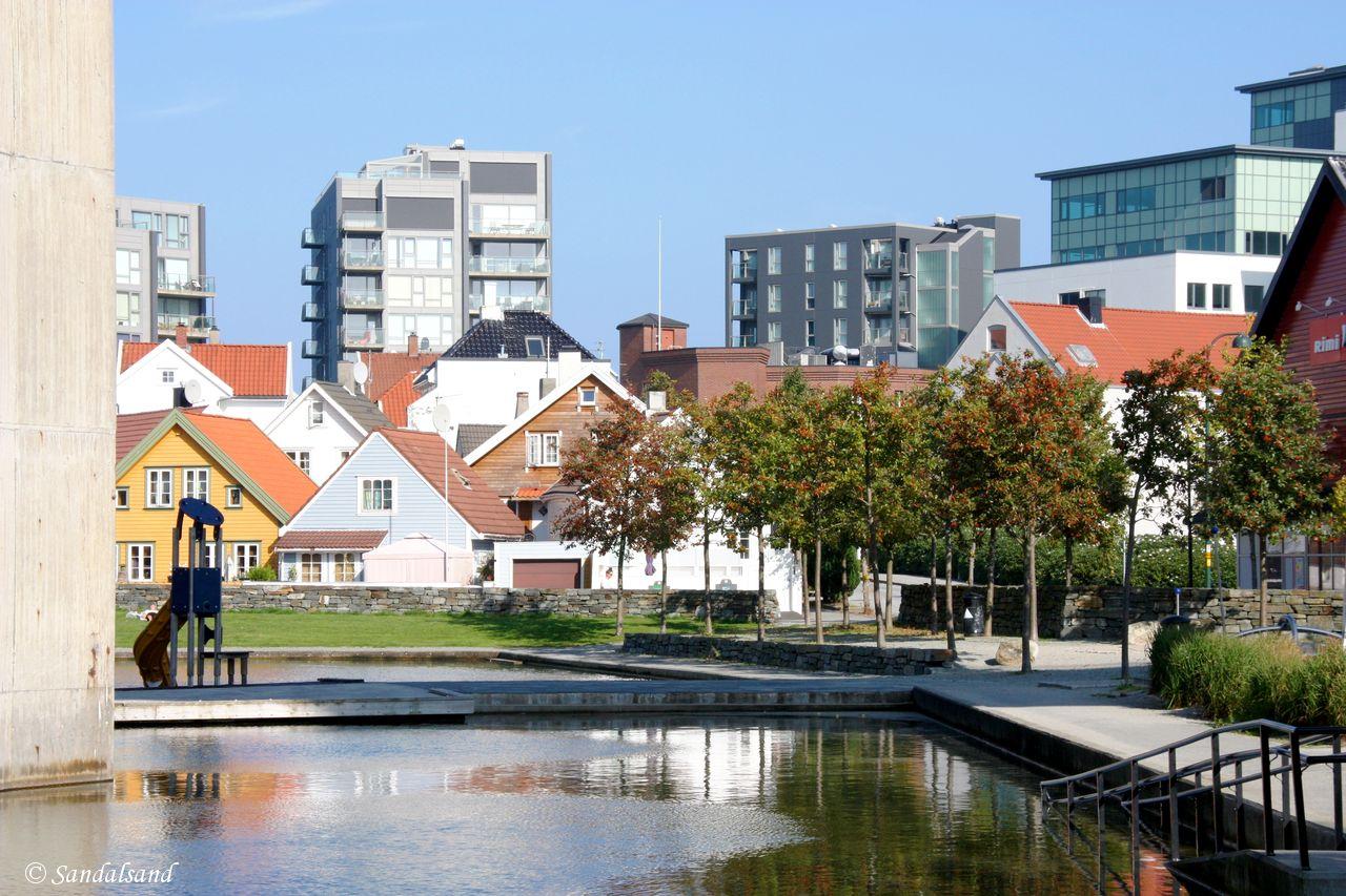 Rogaland - Stavanger - Badedammen