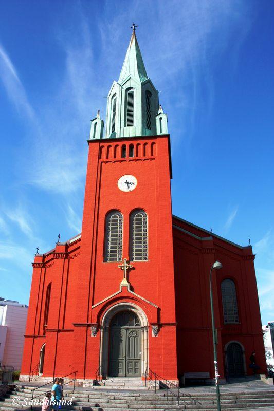 Rogaland - Stavanger - St Petri kirke