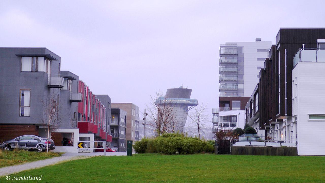 Rogaland - Stavanger - Gandsfjorden - Fra Lura til Jåttå - Jåttåvågen