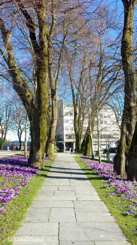 Rogaland - Stavanger - Byparken