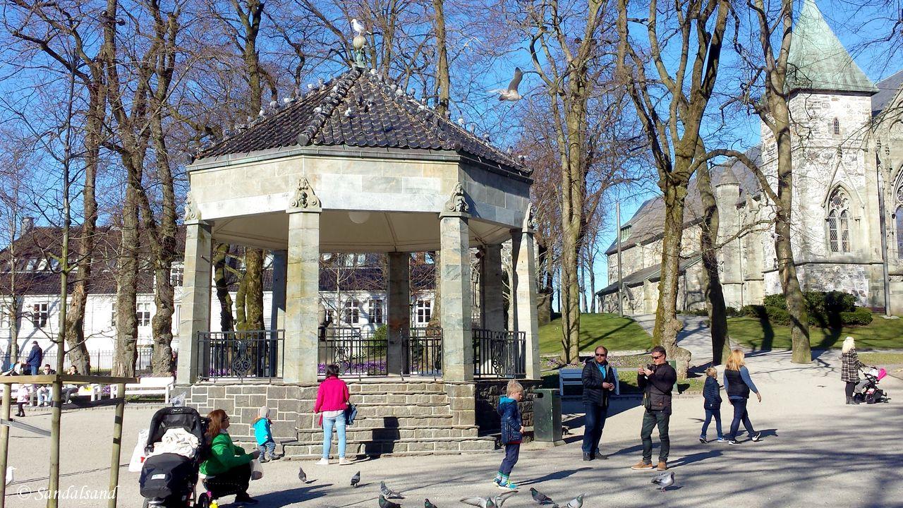 Rogaland - Stavanger - Byparken - Musikkpaviljongen