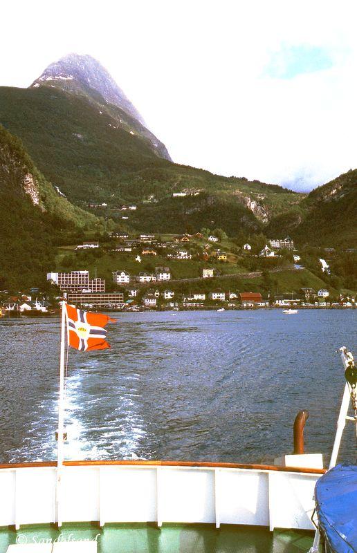 Norway - Møre og Romsdal - Geirangerfjorden