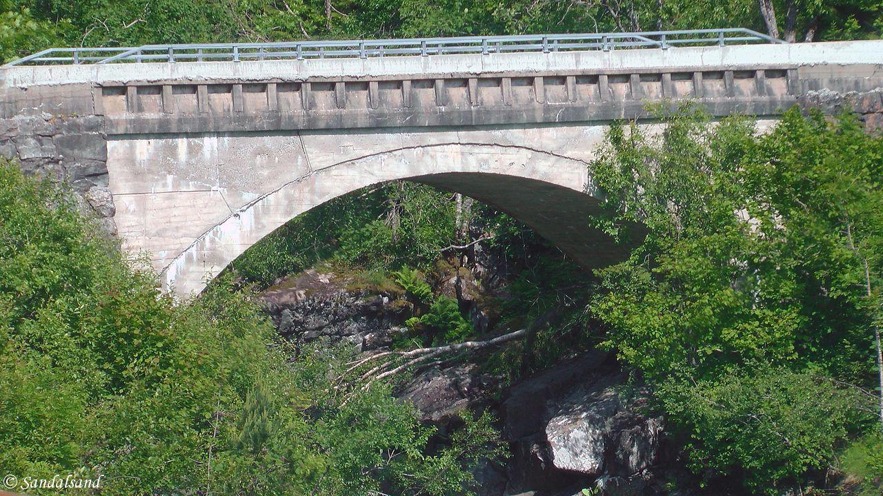 Rogaland - Suldal - Tysseland steinbro