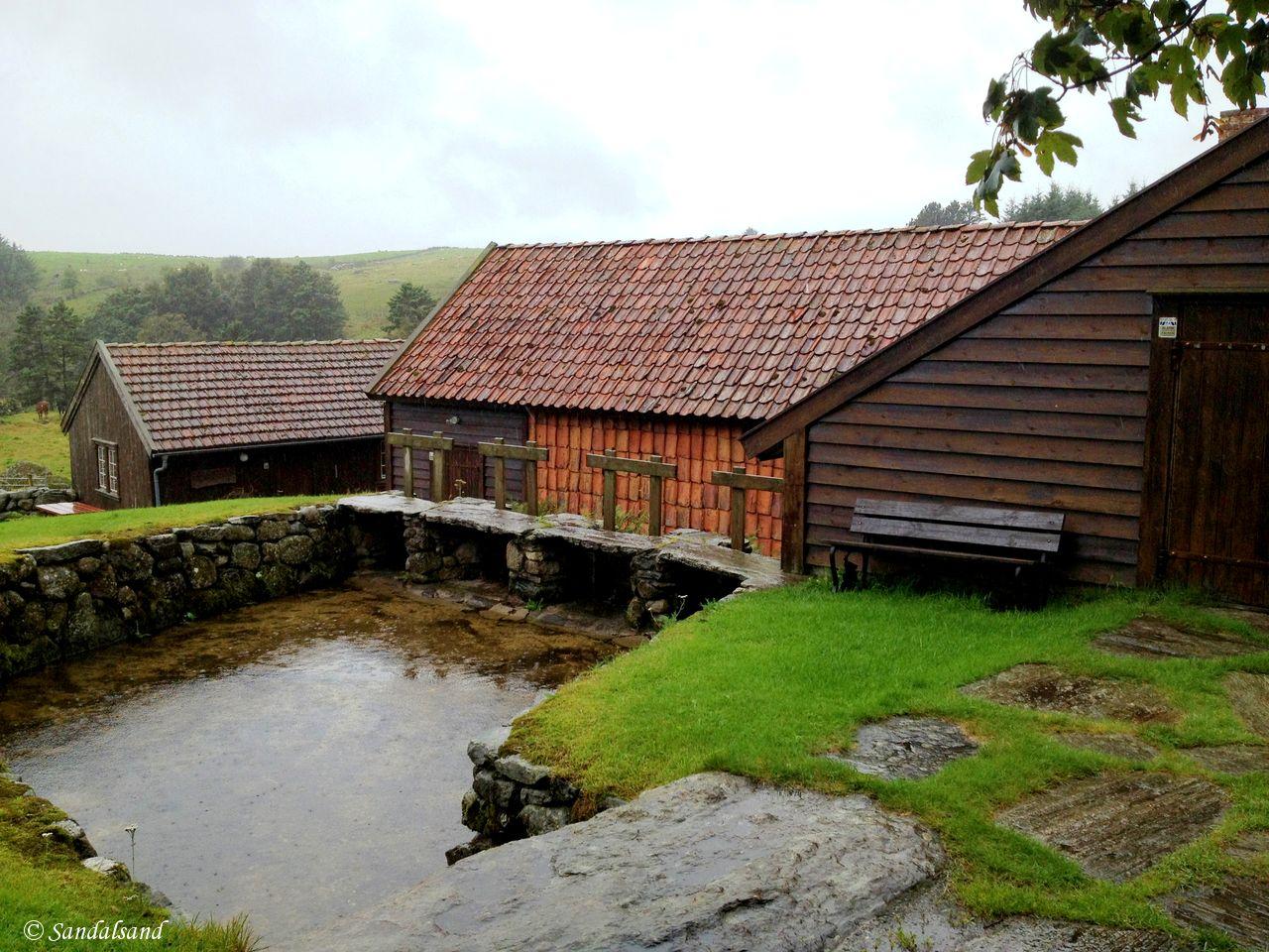 Rogaland - Time - Fotland mølle