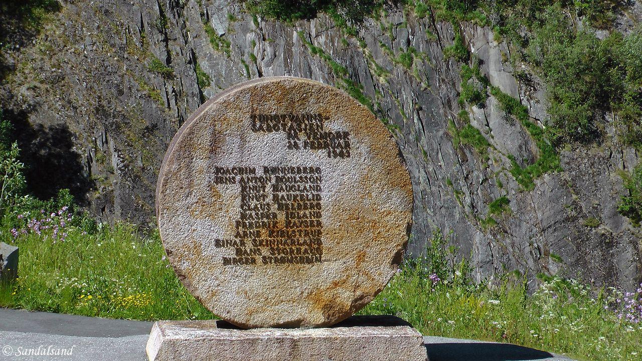 Telemark - Tinn - Rjukan - Vemork