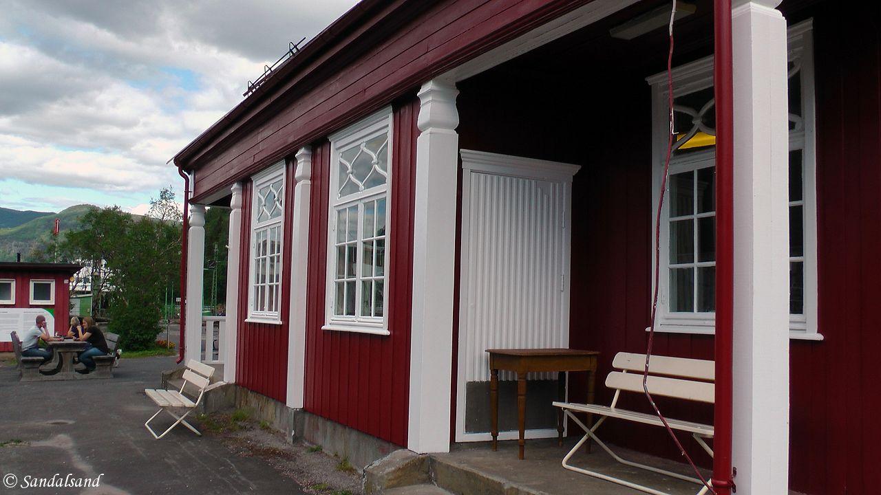 Telemark - Tinn - Mæl stasjon