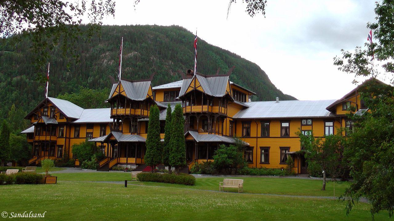 Telemark - Tokke - Dalen Hotel