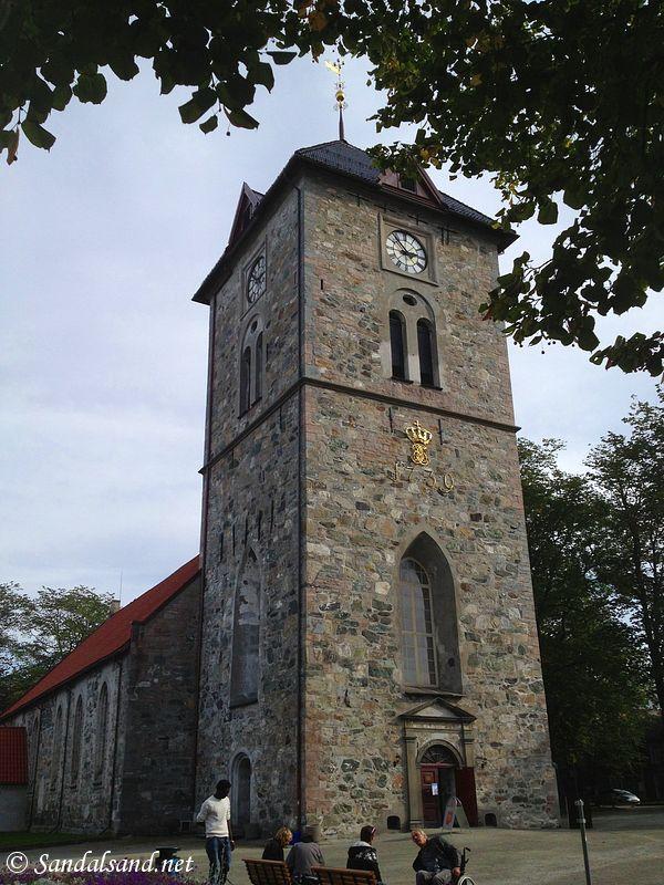 Sør-Trøndelag - Trondheim - Vår Frues kirke