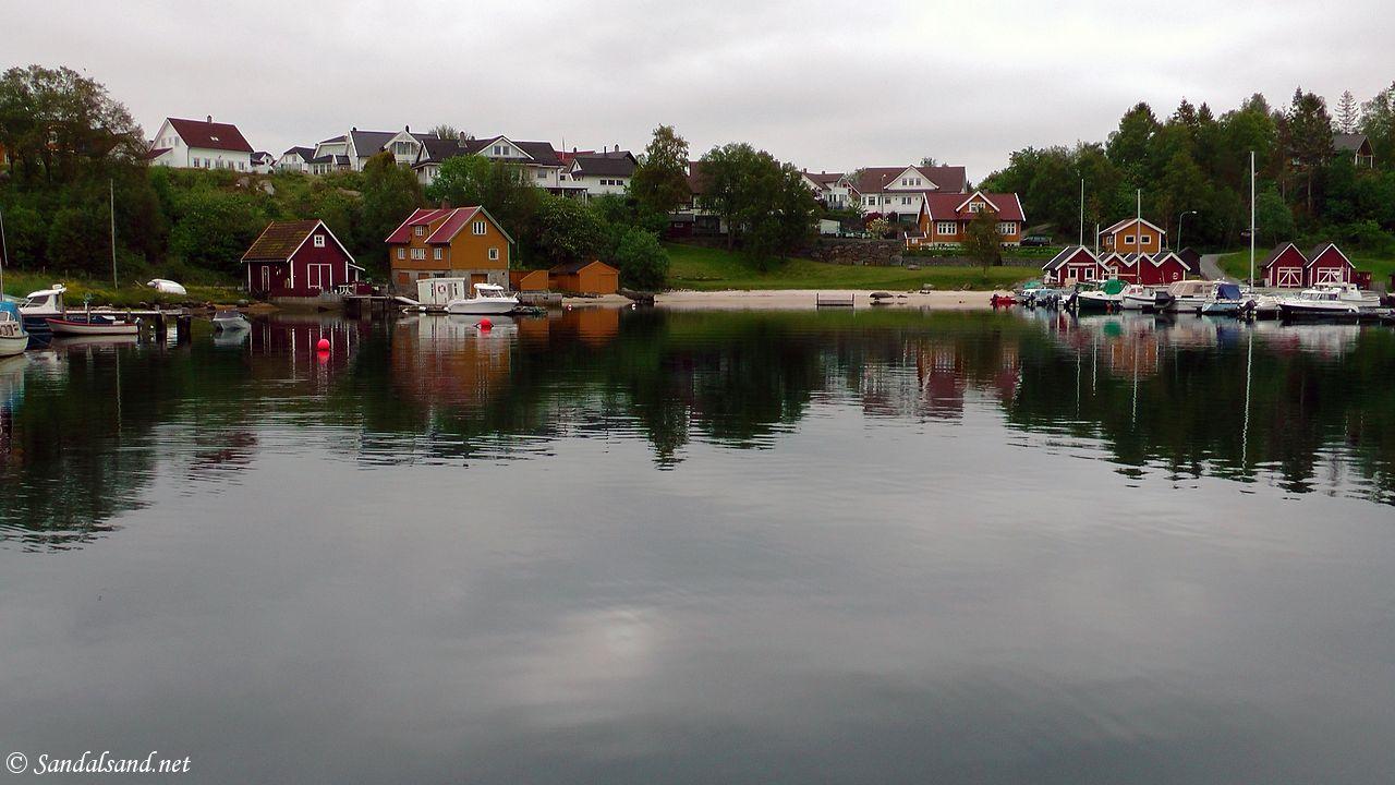 Rogaland - Tysvær - Slåttevik