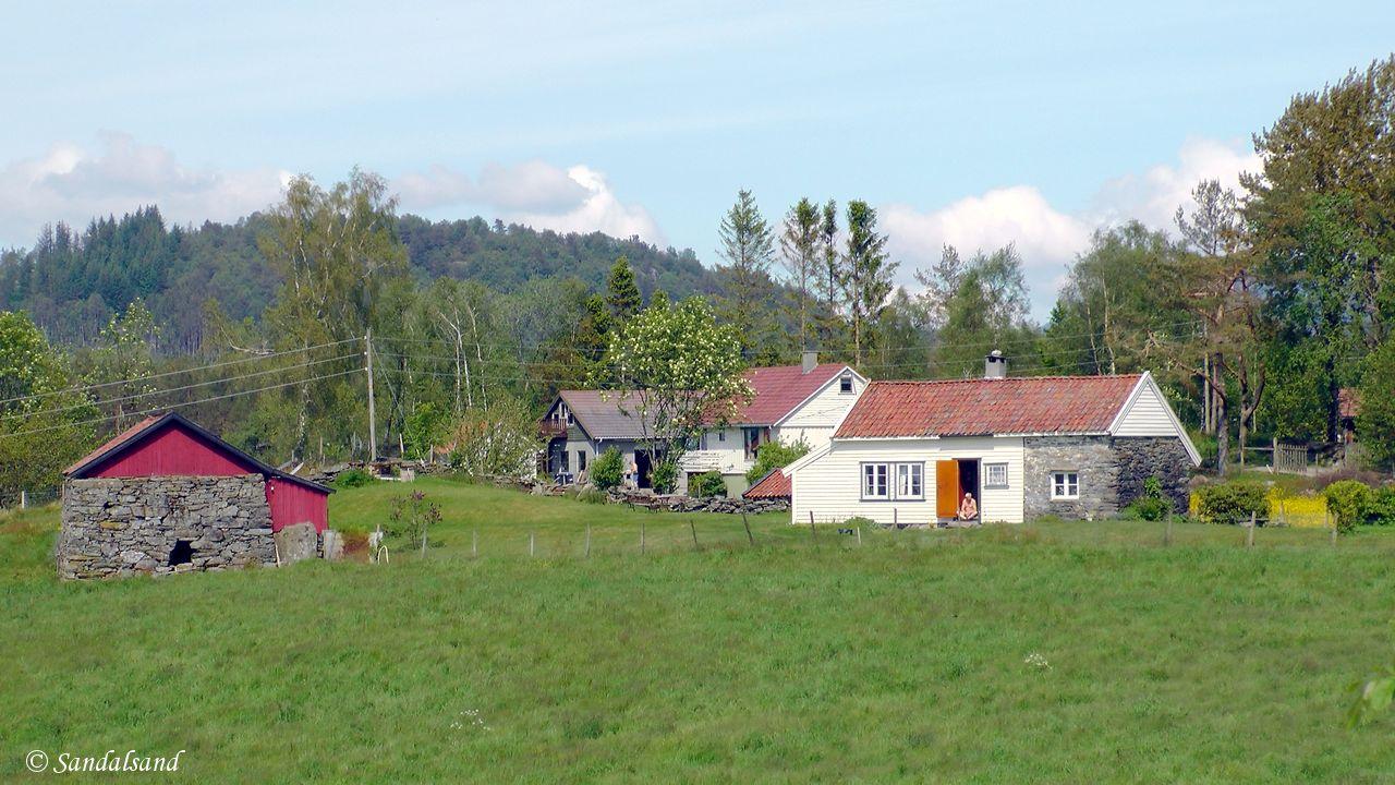 Rogaland - Tysvær - Stakland